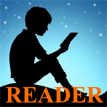 eReader for Reading Kindle eBooks Logo