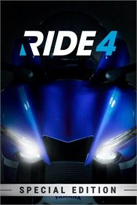 Carátula para el juego RIDE 4 - Special Edition de Xbox 360