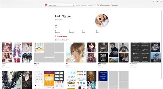 Piny - Pinterest with love screenshot 5