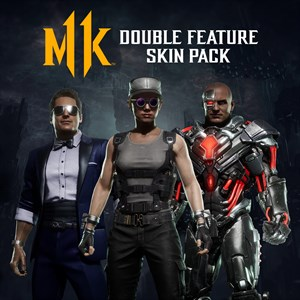 Double Feature Skin Pack Xbox One