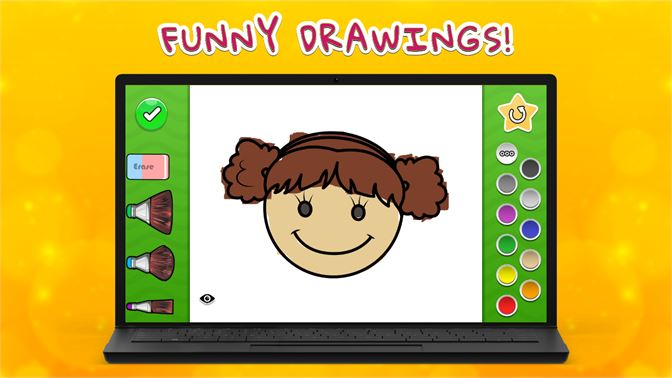 Get Children - funny coloring book for boys and girls, adults and ...