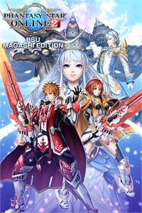 Phantasy Star Online 2 -PSU Magashi Edition-