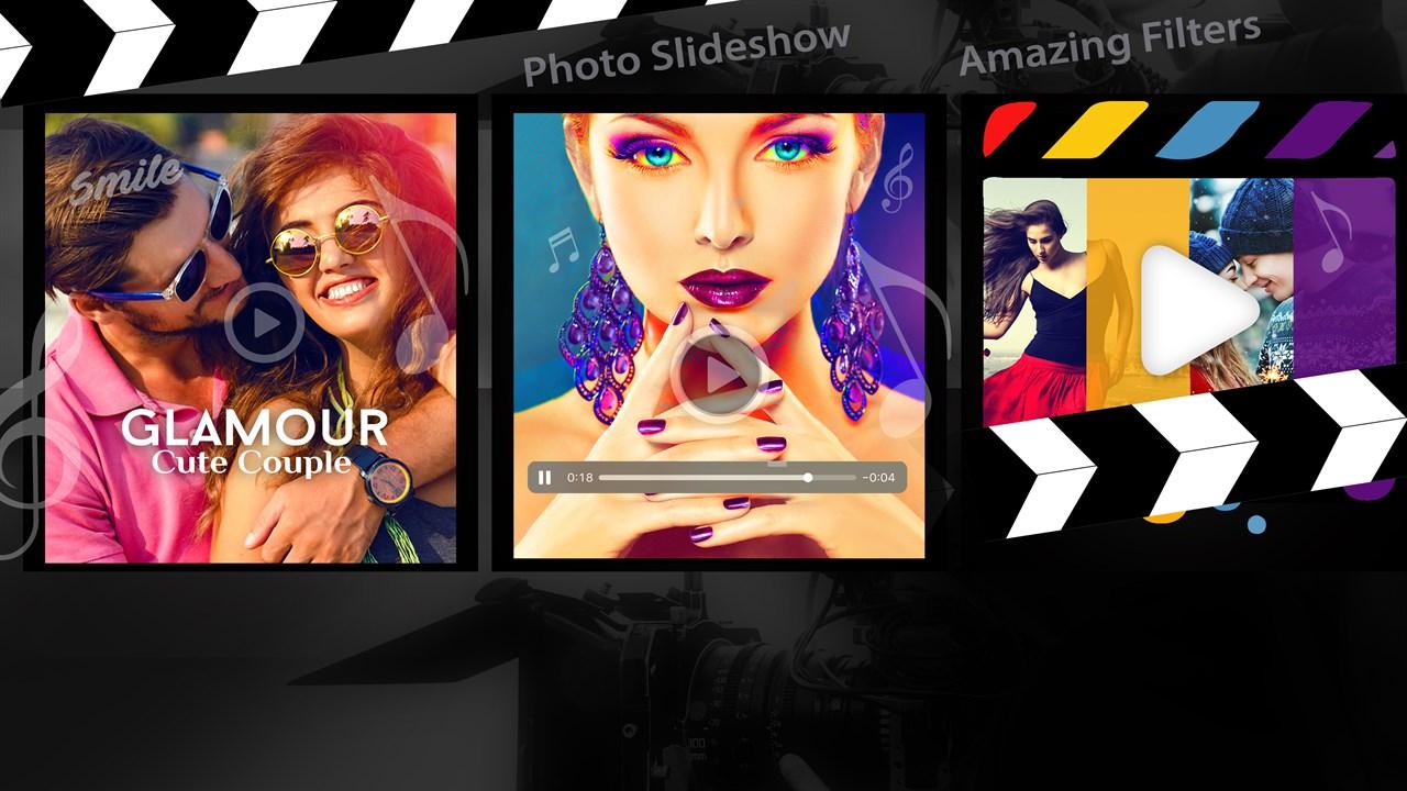Get Free Slideshow Maker Video Editor Microsoft Store