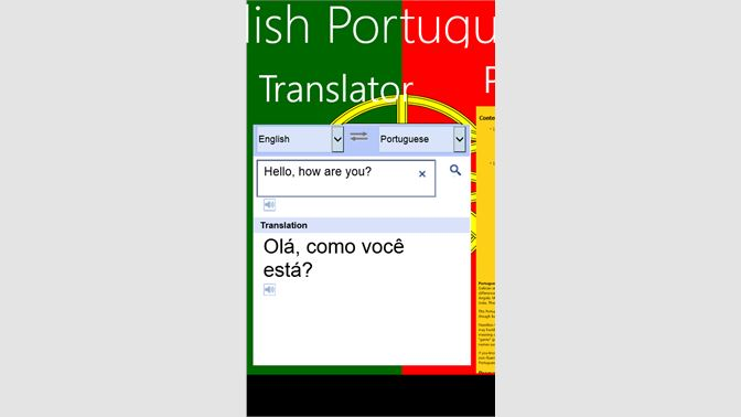 Get English-Portuguese Dictionary And Phrasebook - Microsoft