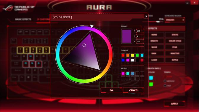 Get ROG Aura - Microsoft Store