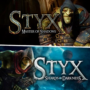 Styx: Master of Shadows + Styx: Shards of Darkness Xbox One