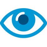 blue light filter - CareUEyes Logo