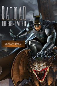 Batman: The Enemy Within - Season Pass (Episodes 2-5)