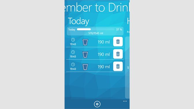 Get Remember to drink - Microsoft Store