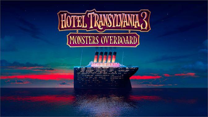 Comprar Hotel Transylvania 3: Monsters Overboard - Microsoft Store pt-BR