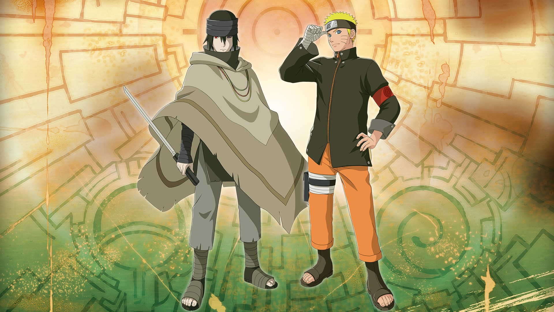 NARUTO STORM 4 - Pre-order Early Access