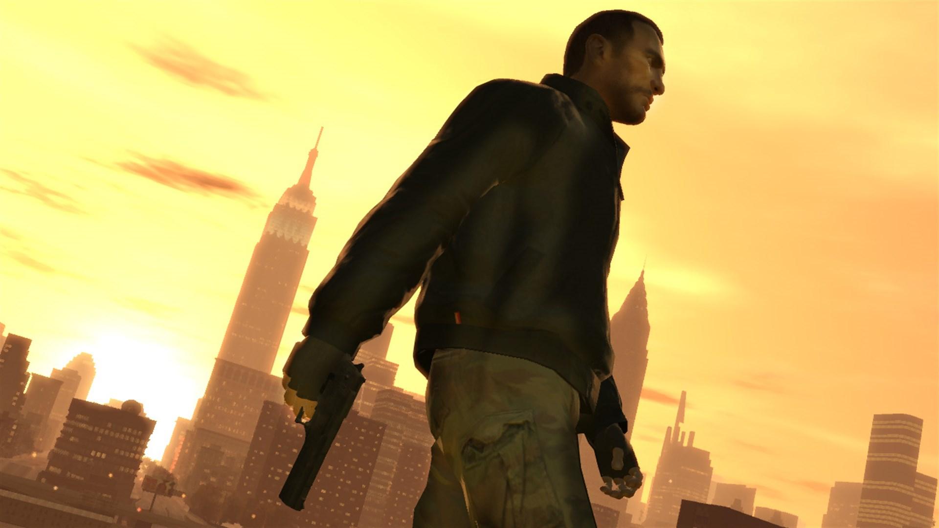Скриншот №3 к Grand Theft Auto IV
