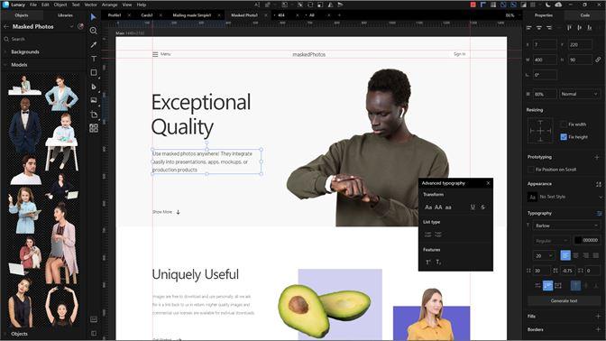 Get Lunacy Graphic Design Editor Sketch For Windows Microsoft Store