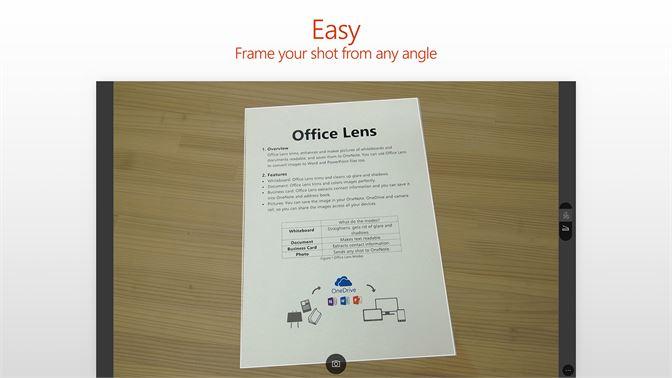 Get office lens microsoft store screenshot reheart Images