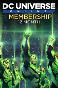 DC Universe Online - 12 Meses de Adesão