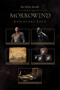The Elder Scrolls Online: Morrowind - Discovery Pack