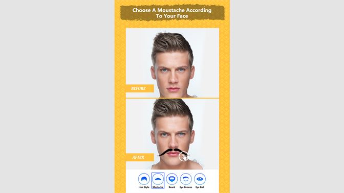 Get Man Photo Editor Hair Style Background Changer Microsoft Store