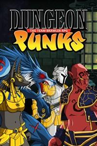 Carátula para el juego Dungeon Punks de Xbox 360