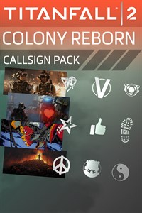 Titanfall® 2: Colony Reborn Callsign Pack