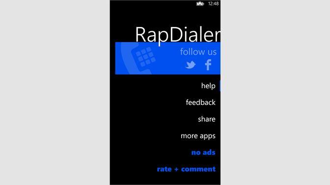 Get RapDialer - Microsoft Store