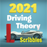Scribbles UK Driving Theory Test 2021