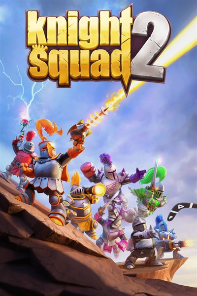 Knight Squad 2 Is Now Available For Xbox One And Xbox Series X|S