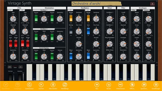 Buy Vintage Synth - Microsoft Store