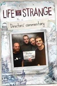 Carátula del juego Life Is Strange - Directors' commentary