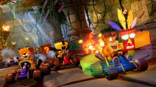 Crash™ Team Racing Nitro-Fueled screenshot 2