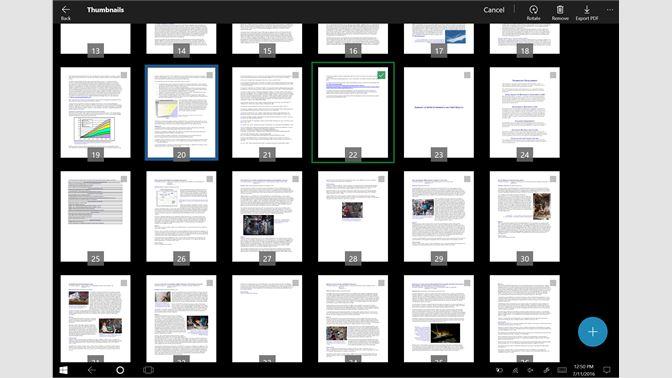 Get Xodo PDF Reader & Editor - Microsoft Store