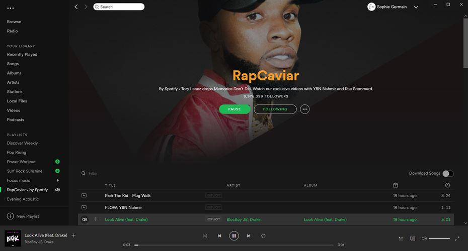 Spotify Zusammen Hören