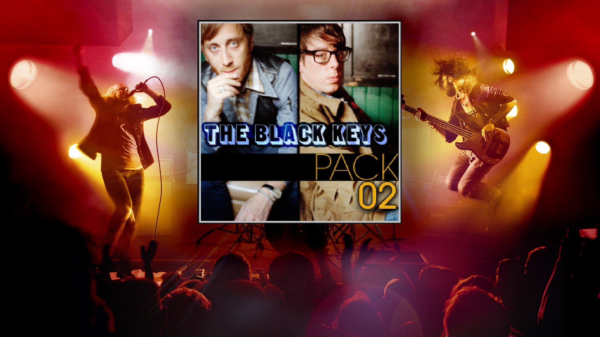 Comprar The Black Keys Pack 02 Microsoft Store Es Ar