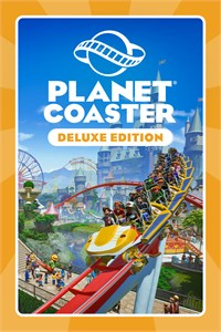 Planet Coaster: Deluxe Edition