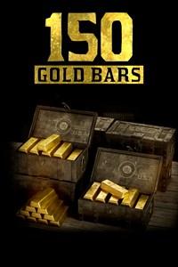 150 Gold Bars