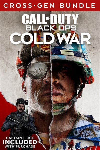 Call of Duty®: Black Ops Cold War - Cross-Gen Bundle