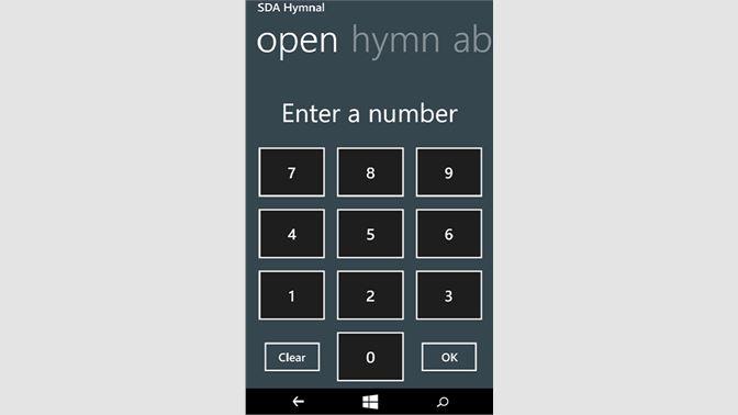 Get Best SDA Church Hymnal - Microsoft Store en-AM