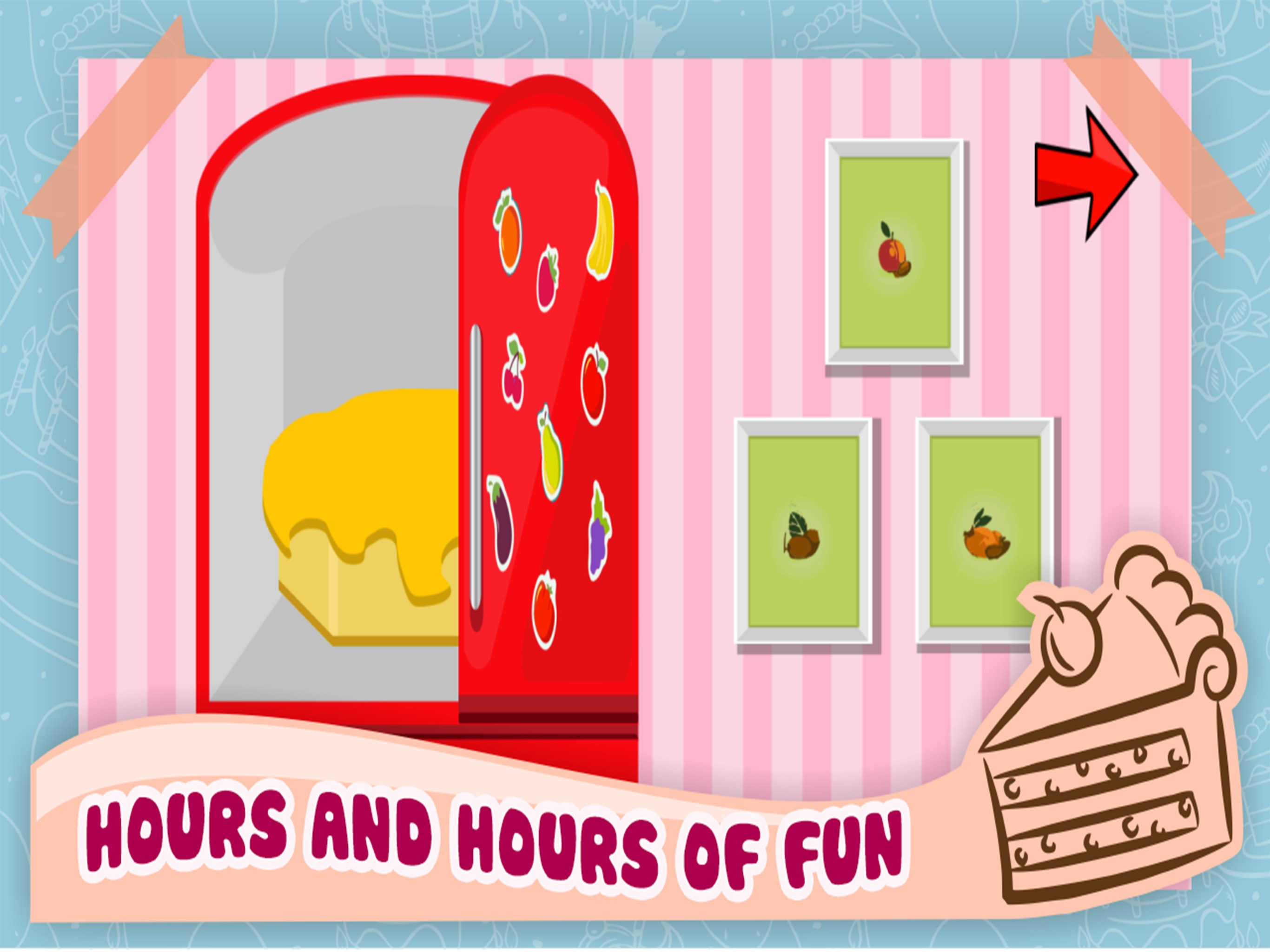 Amazon Com Birthday Cake Maker Plus Appstore For Android