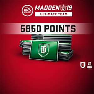 Madden NFL 19 Ultimate Team 5850 Points Pack Xbox One