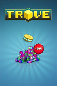 Trove - 1,920 Credits