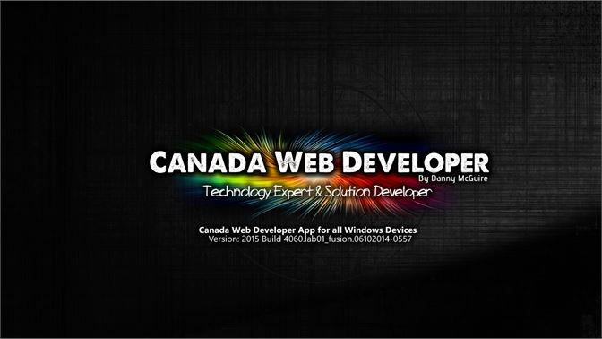 Get Web Design And Development By Canada Web Developer Microsoft Store