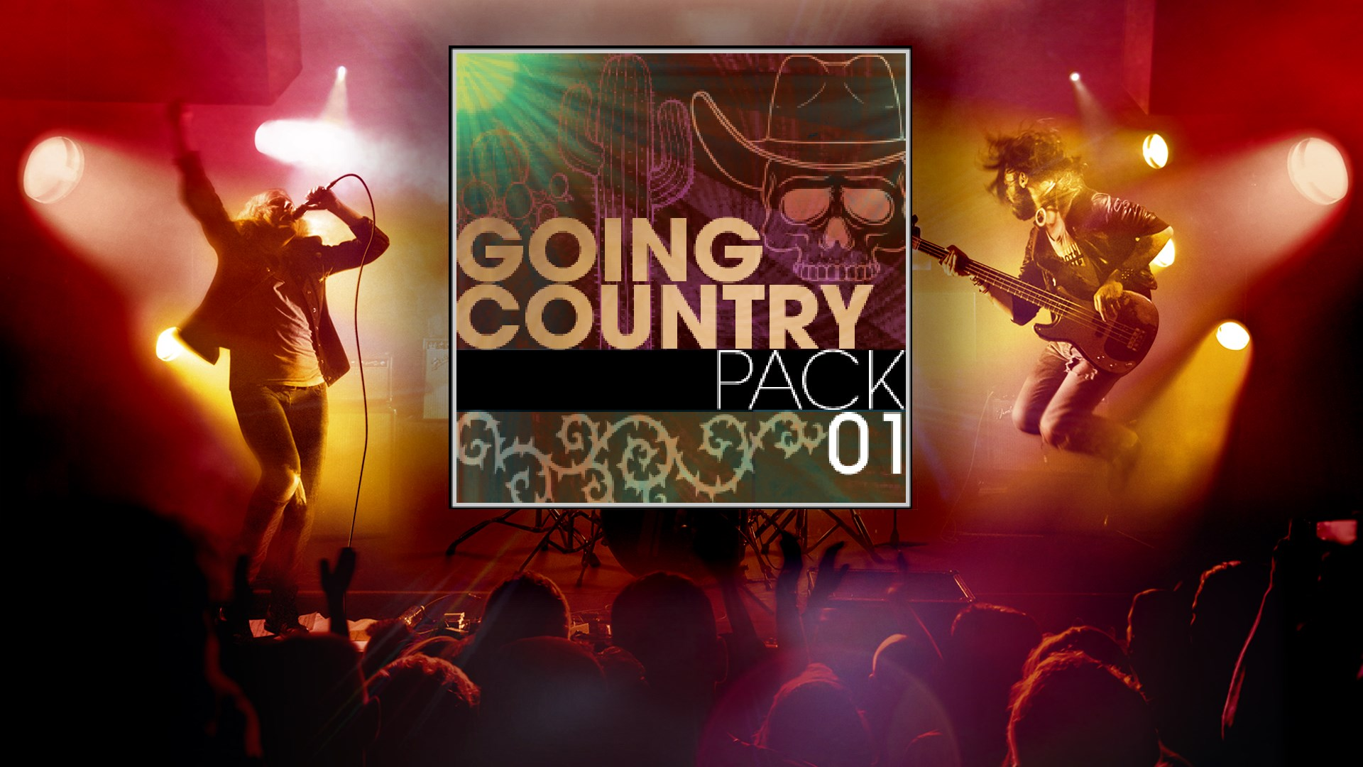 Going Country Pack 01