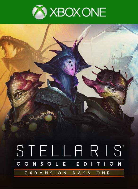 Скриншот №2 к Stellaris Console Edition - Expansion Pass One