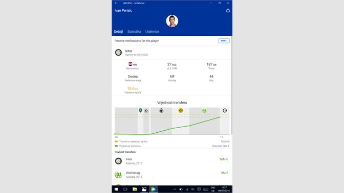 Kupite Sofascore Livescore Rezultati Uživo Microsoft