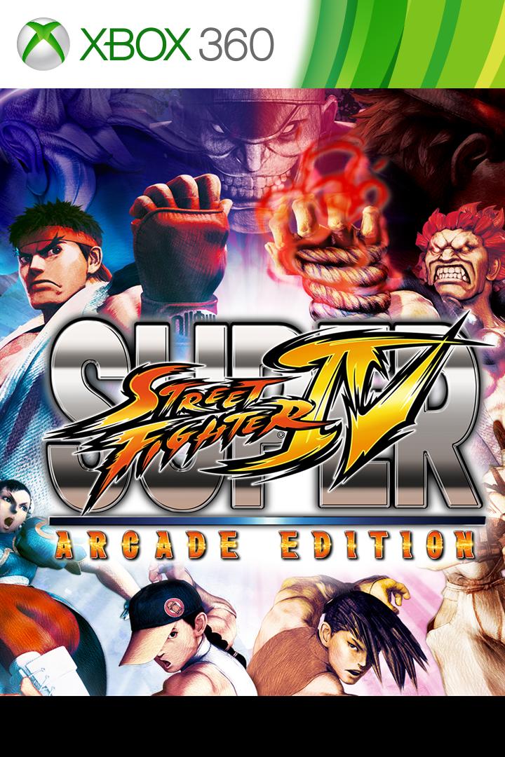 Buy SUPER STREETFIGHTER IV ARCADE EDITION - Microsoft Store