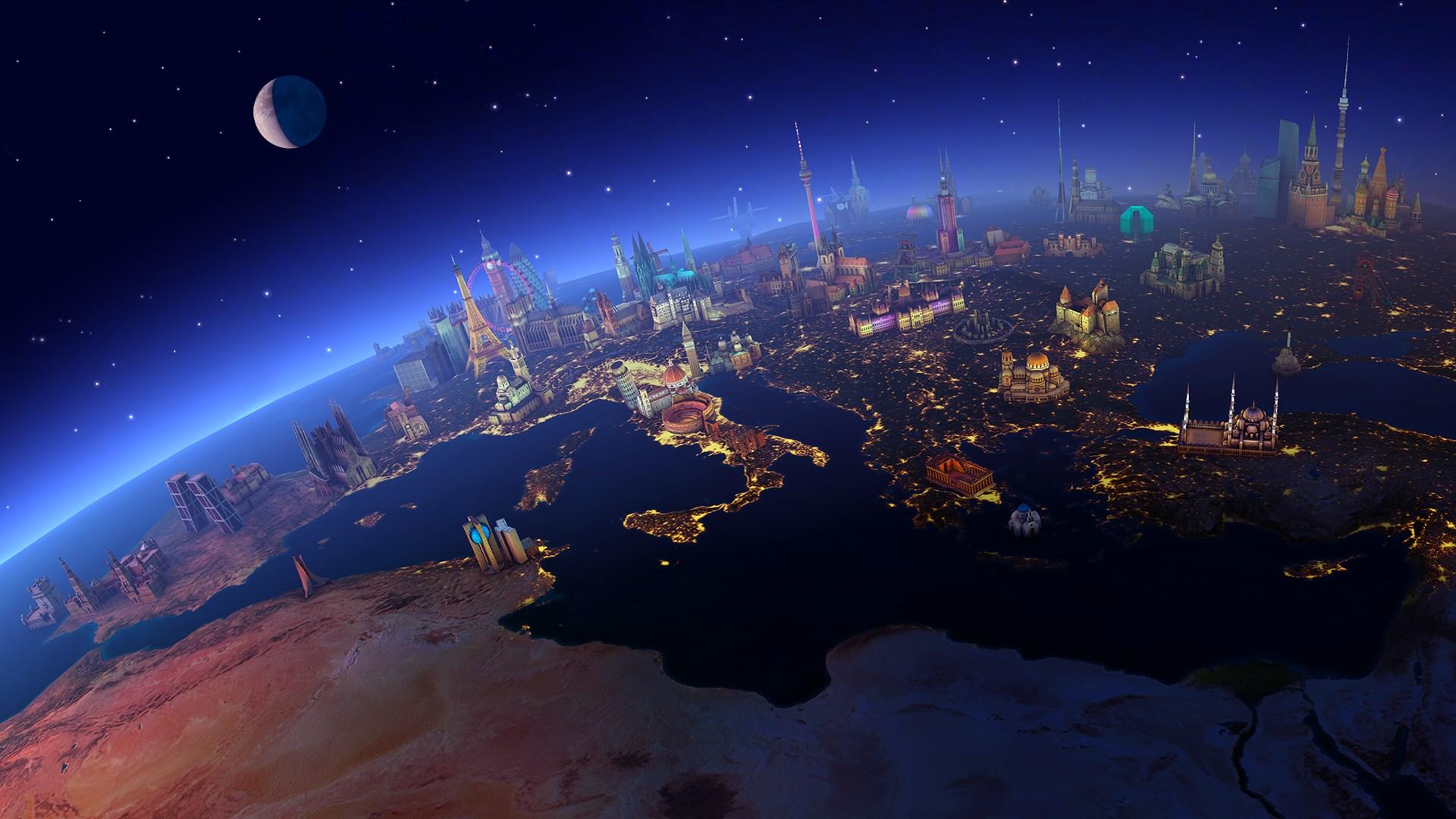 Buy Earth 3D - World Atlas - Microsoft Store