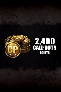 2400 puntos Call of Duty® para Black Ops III