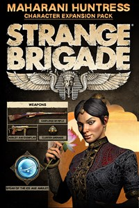 Strange Brigade - Maharani Huntress Character Expansion Pack