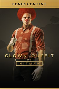 HITMAN™ - GOTY Outfit Pack - Clown