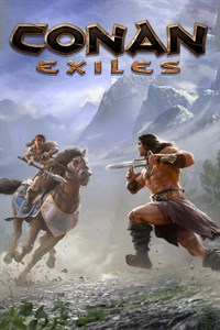 Carátula para el juego Conan Exiles de Xbox 360