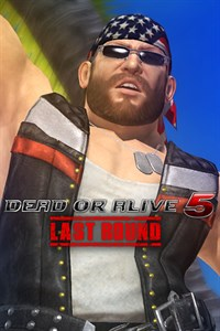 Carátula del juego DEAD OR ALIVE 5 Last Round Character: Bass